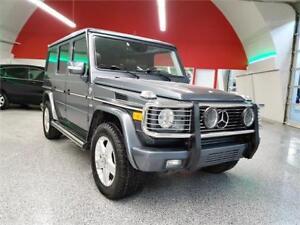 2005 Mercedes-Benz G500 SEULEMENT 67442Km!