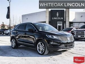 2017 Lincoln MKC Reserve, Lincoln certified, ext warr to2023