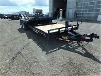 16' + 6' HEAVY DUTY 14K TILTBED TRAILER **3-YEAR WARRANTY!!**