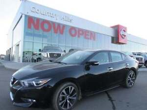 2018 Nissan Maxima 3.5 SL Sunroof NAV Leather