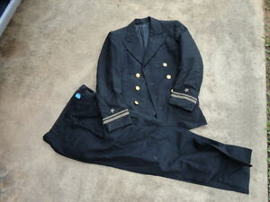 Original-1975-Dated-USN-Navy-Officers-Uniform-CHEAP