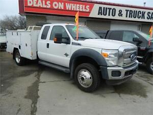 2011 Ford F-550 XLT F550 READY FOR WORK /INSPECTED