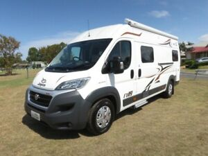 2018 Jayco Conquest FD19-1 – AS NEW!! – ONLY 6,900KMS