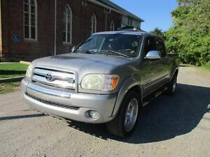 2006 Toyota Tundra X-SP LEATHER+CERTIFIED+LOW KMS.