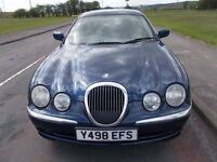 JAGUAR S-TYPE 3.0 AUTOMATIC SALOON Y REG,, NICE CLEAN CAR FOR YEAR,, MOT NOVEMBER 2018