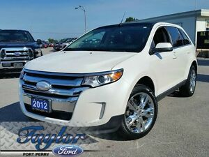 2012 Ford Edge Limited *Leather* *AWD* *20's*