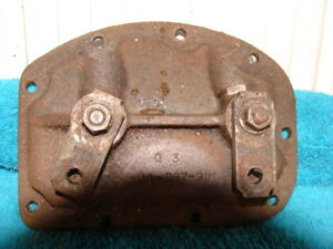BORG WARNER CAST IRON SIDE COVER