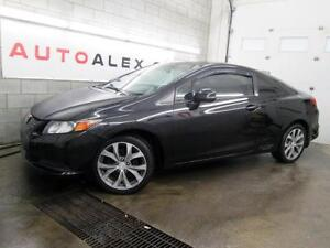 2012 Honda Civic Si COUPE NAVIGATION TOIT MAGS