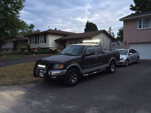 2003 Ford F-150 XLT 7700 priced for quick sale