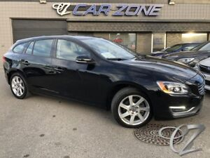 2015 Volvo V60 T5 WAGON, LOW KMS, EASY LOANS