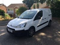CITROEN BERLINGO VAN 3 SEATS SIDE DOOR AIR CON 43K MILES NO VAT TO PAY !!
