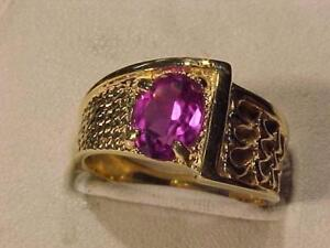#1256-10K Y/Gold MANS DRESS RING-NICE DETAIL-SIZE 10-7.17 Grams FREE LAYAWAY AND SHIPPING in CANADA ONLY INTERAC BANK