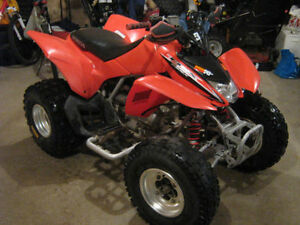 Honda TRX250EX 2008 !!! $2500 FIRM!!! NO TRADES!!!!