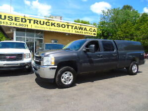2011 Chevrolet Silverado 2500 4x4 Duramax 6.6    We Finance!!!