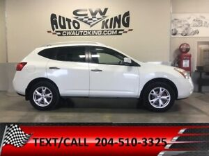 2010 Nissan Rogue SL / Heated Seating / Sunroof / All Wheel