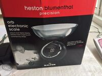 Heston Blumenthal Precision orb electronic scale