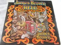 Vinyl LP It's Hell - James Brown Polydor 2659 036 Stereo Double Album