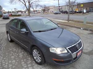 2010 Volkswagen Passat COMFORTLINE RUNS GOOD ACCIDENT FREE GOOD