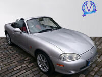 MAZDA MX-5 1.8i Euphonic 2dr (silver) 2004