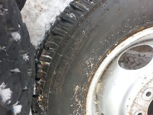 Tires with Rims for Sale!  Various sizes! Belleville Belleville Area image 2