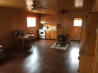 3 bedroom cabin on Mobile First Pond Rd