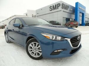 2017 Mazda Mazda3 GS Low Kms, Manual Trans, Heated Seats, Blueto