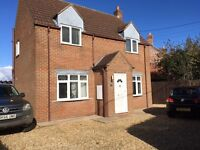 Double room to rent in detached house near Boston/Spalding, bills inc