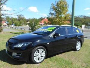 MAZDA6 WAGON AUTOMATIC LOWKMS suit corolla camry commodore mazda3 Southport Gold Coast City Preview