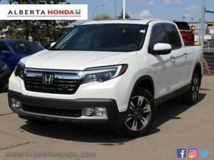 2018 Honda Ridgeline Touring Demo Trunkbed Audio A/C Seats