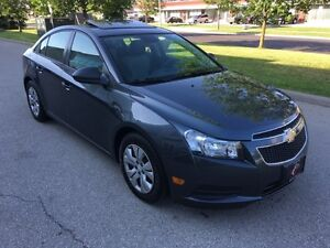 2013 Chevrolet Cruze LS SUNROOF BLUTOOTH GM WARRANTY NO ACCIDENT