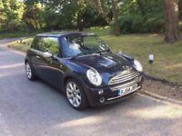 2004 Mini Cooper 1,6 litre 3dr