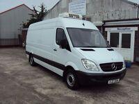 Mercedes Sprinter 313 CDI LWB Fridge Van