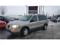 2005 Pontiac Montana SV6 FINANCEMENT AUCUN CAS REFUSER!!