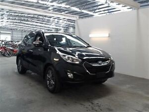 2015 Hyundai ix35 LM Series II Elite (AWD) Black 6 Speed Automatic Wagon Beresfield Newcastle Area Preview