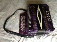 Melodeon - Three Row D/G/A