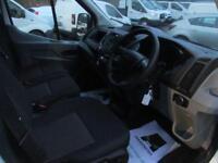 Ford Transit T350 2.2 Tdci 125Ps L3 H3 Van DIESEL MANUAL WHITE (2016)