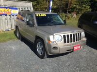 "2010 JEEP PATRIOT 4X4 ""NORTH EDITION"""