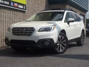 2015 Subaru Outback 2.5i*LIMITED*CUIR*GPS*AWD*JAMAIS ACCIDENTÉ*4
