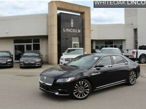 2017 Lincoln Continental Select-tech,climate-twin roof