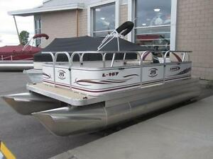 ***NEW ECONOMY PONTOON BOATS STARTING FROM AS LOW AS $6750***