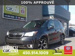 2014 Subaru Forester XT Limited *90$/sem 0$ comptant
