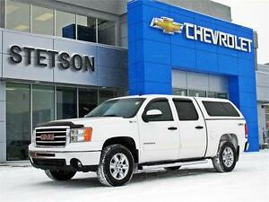 2012 GMC Sierra 1500 Hybrid 4x4 Crew Cab Leather 8yr/160, 000km