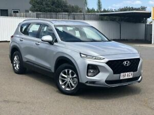 2018 Hyundai Santa Fe TM MY19 Active Silver 8 Speed Sports Automatic Wagon Chermside Brisbane North East Preview