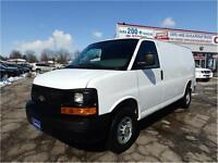 2011 Chevrolet Express,OVER 15 COMMERCIAL VANS TO CHOICE FROM!! Mississauga / Peel Region Toronto (GTA) Preview