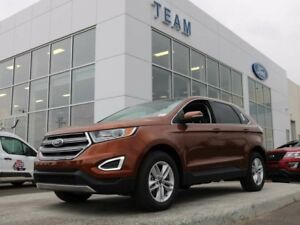 2017 Ford Edge 201A, SEL, AWD, SYNC, NAV, PANORAMIC ROOF, HEATED