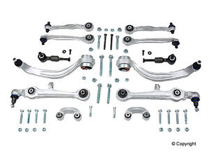 Audi A4 A6 VW Passat Control Arm Ball Joint Tie Rod  13 Pcs Suspension Kit HD