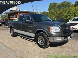 2004 Ford F-150 XLT CERTIFIED! ACCIDENT FREE! 4X4! WARRANTY!