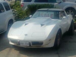1978 Chevrolet Corvette Coupe (2 door)