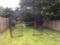 Cricket Batting Net - suitable for gardens