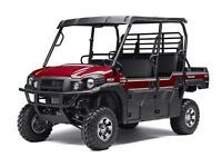 *Brand New* Kawasaki Mule PRO-FXT EPS LE 1.9% or $1000 FREE Acc.
